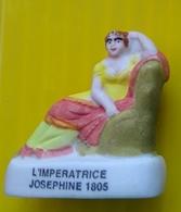 Fève 2003 - De Bonaparte à  Napoléon  - L Impératrice Joséphine 1805 - Characters