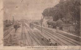 SUCY-BONNEUIL  -  94  -  La Gare Vue Du Pont - France