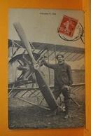 Le Crotoy -   L'aviateur E Galy - Le Crotoy