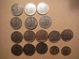 P5     19 X 100 Lires - 1955 à 1980 - 1946-… : République