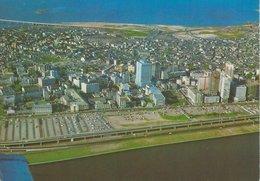 Nigeria.  Lagos With Marina And Lagos Lagoon. . Sent To Denmark 1982.    # 0986 - Nigeria