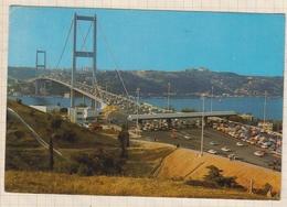 8AK4006 ISTANBUL TURQUIE PONT SUR LE BOSPHORE  2 SCANS - Turquie