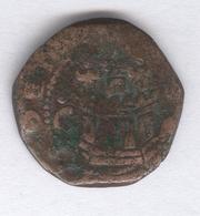 2 Maravedis Espagne 1580-1591 - Premières Frappes