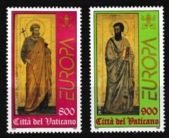 Vatikaan 1998 Nr 1104/05 **, Zeer Mooi Lot Krt 4032 - Vatican