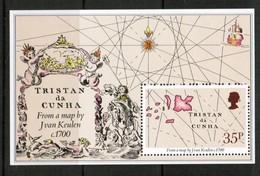 TRISTAN Da CUNHA  Scott # 293** VF MINT NH SOUVENIR SHEET  LG-908 - Tristan Da Cunha
