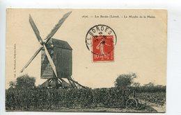 Moulin LES BORDES - France
