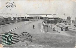 SYDNEY --Railway Station - Sydney