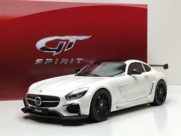 Mercedes AMG GT Fab Design Areion   1/18 GT SPIRIT Limitée à 999 Pièces - Voitures, Camions, Bus