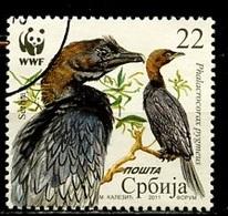 Serbie - Serbia - Serbien 2011 Y&T N°393 - Michel N°400 (o) - 22d Cormoran - Serbie