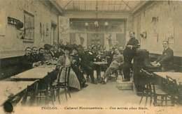 081218C - 83 TOULON Cabaret Montmartrois Une Soirée Chez STEIN - Music Hall Cabaretier Théâtre Pianiste - Toulon