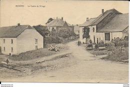 BEHEME ..-- LEGLISE ..-- Le Centre Du Village . 1933? Vers HAM S/ SAMBRE ( Melle Imelda DOUMONT ) . Voir Verso . - Léglise