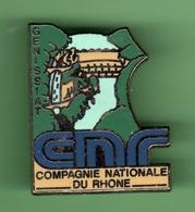 COMPAGNIE NATIONALE DU RHONE *** N°2 *** Signe BERAUDY-VAURE *** EDF-03 - EDF GDF