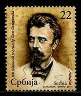 Serbie - Serbia - Serbien 2011 Y&T N°402 - Michel N°409 (o) - 22d L K Lazarevic - Serbie