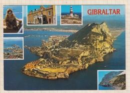 8AK4018 GIBRALTAR MULTI VUES  2 SCANS - Gibraltar