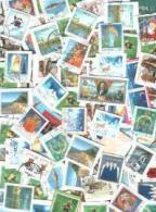 LOT DE 333 TIMBRES A PAPIER DE LETTONIE Y Compris Les Marques De 2018 - Stamps