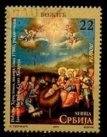 Serbie - Serbia - Serbien 2011 Y&T N°432 - Michel N°439 (o) - 22d Noël - Serbie