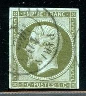 Frankreich MiNr. 10 A Gestempelt (W2239 - 1849-1850 Ceres