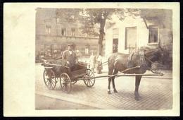 C0210 - Pferdekutsche Kutsche Pferdegespann Gespann - Fotografie