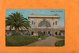 LIVORNO  -  LA STAZIONE  - - Livorno