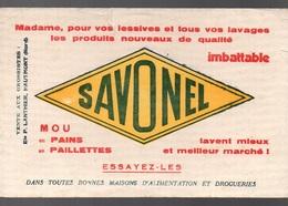 Buvad Savonel Pour Vos Lessives Et Tous Vos Lavages - Produits Ménagers