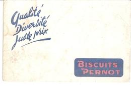 """BISCUIT PERNOT- """"QUALITE DIVERSITE JUSTE PRIX """" - Alimentaire"""