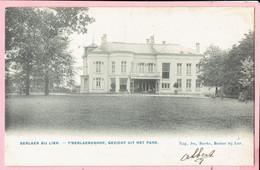 Berlaer Bij Lier - T'BERLAERENHOF,gezicht Uit Het Park - 1905 - Berlaar