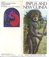 PAPUA AND NEW GUINEA - - Dépliants Touristiques