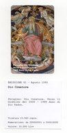 Vaticano - Urmet - Perugino - Dio Creatore - Nuova - Validità 1.9.2001 - (FDC13264) - Vaticano