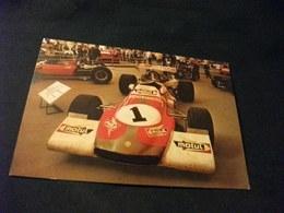 FORMULA UNO AUTO CORSA TECNO F. 2 - Grand Prix / F1