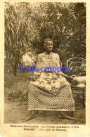 DA - Dahomey - Une Veuve De Béhanzin - Dahomey