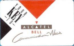 ALCATEL : AB06 Your Key To Communic.(Control) USED - Belgium
