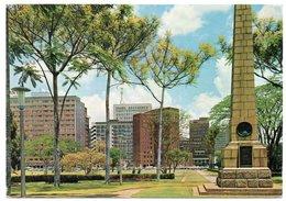 RHODESIA /ZIMBABWE - SALISBURY A VIEW OF THE CITY FROM THE PUBLIC GARDENS - Zimbabwe