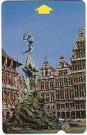 ALCATEL : AB11C 50u Brabo Antwerp USED - Belgium