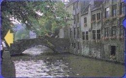 ALCATEL : AB12B 30u BRUGES + 1 Horse USED - Belgium