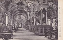 Roma, Vaticano, Salone Della Biblioteca (pk53168) - Vatican