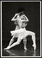 C0227 - R. Beaujean - C. Farha - Dans Theater Niederlande - Gert Weigelt - Hans Van Manen -Pinaovariations 1980 - Autographes