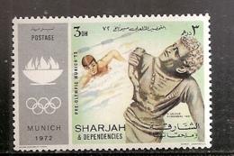 SHARJAH    OBLITERE - Sharjah