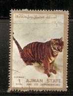 AJMAN    OBLITERE - Ajman
