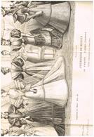 Rare - Superbe Affiche Mode -b Journaux De Modes Le Coquet  Paris - Figurine Alex Albert Edit. N° 2021 Octobre 1893 - Affiches