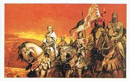 Le Roi Baudoin IV De Jérusalem Et Ses Chevaliers - Histoire