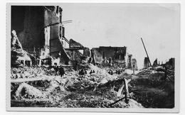LE HAVRE - LA RUE DE PARIS AVEC PERSONNAGES APRES GUERRE DE 1939 / 1945 - FORMAT CPA NONVOYAGEE - Le Havre