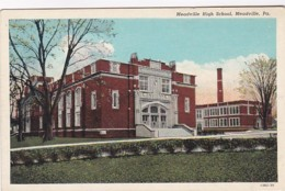 Pennsylvania Meadville High School Curteich - Other