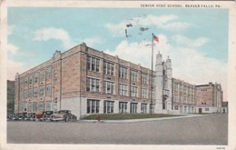 Pennsylvania Beaver Falls Senior High School 1934 - Other