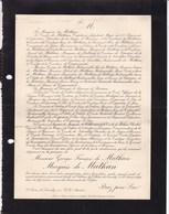 Château De St-Pierre-de-SEMILLY Georges De MATHAN Marquis De MATHAN 1909 79 Ns De GUYENCOURT De BELBEUF - Obituary Notices