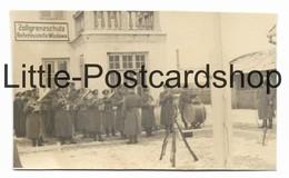 Foto 2.WK Zollgrenzschutz Befehlsstelle Wlodawa Lublin Polen C. 1944 Zollkapelle - Guerre 1939-45