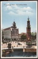 Amsterdam - Munt Met Carlton Hôtel - Amsterdam