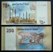 Yemen 250 Rials FDS 2009 UNC - Yemen