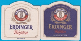 Erdinger Weißbräu Erding  ( Bd 2066 ) - Sous-bocks