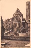 BRUGGE - Gedeelte Van O.L.V. Kerk - Brugge