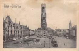 BRUGGE - Groote Markt - Brugge